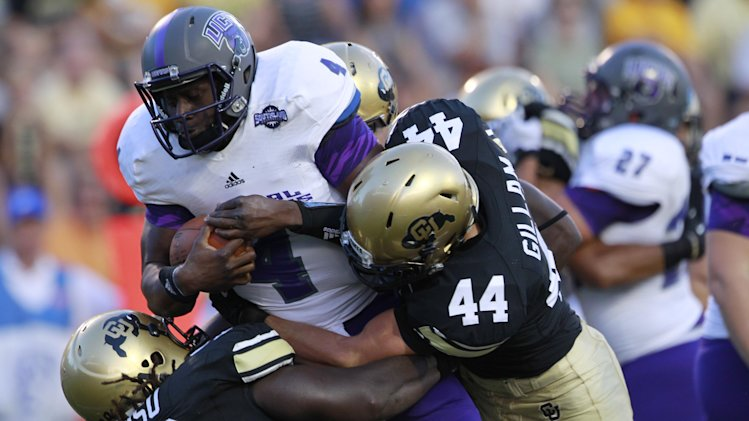 Central Arkansas vs. Colorado 2013