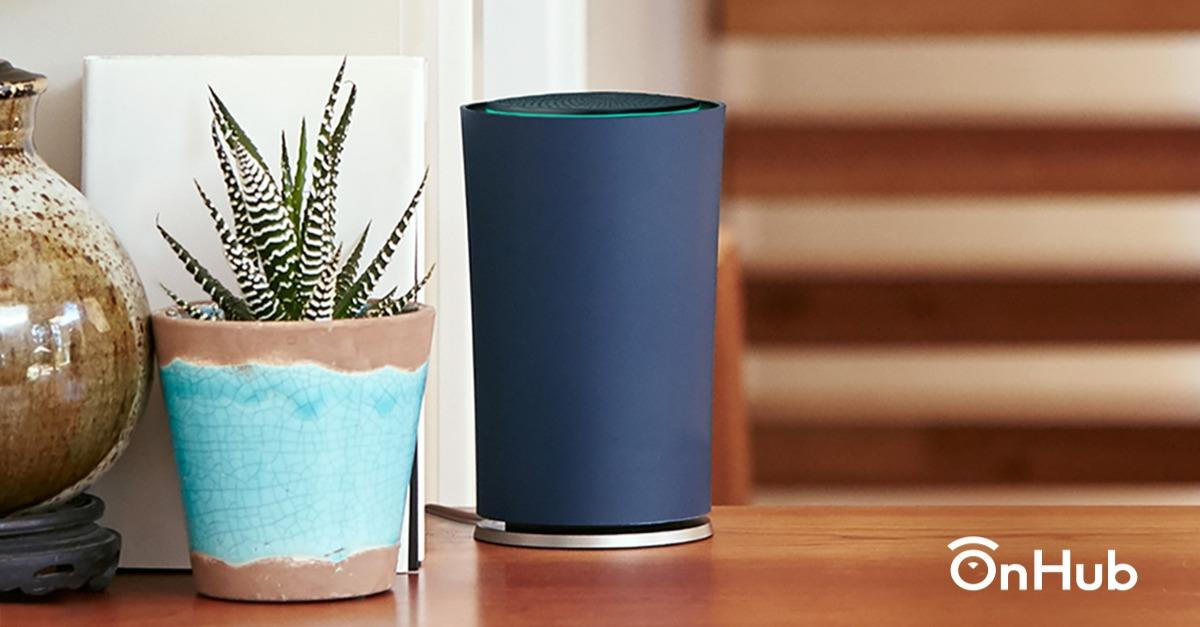 A router for the new way to Wi-Fi