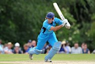 Derbyshire skipper Wayne Madsen led by example against Sussex