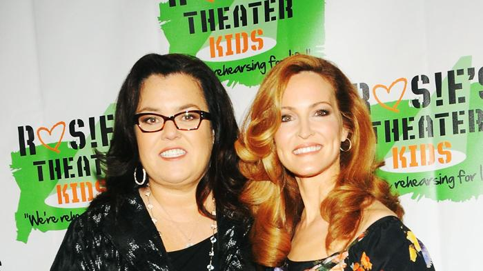 Rosie O'Donnell, Michelle Rounds