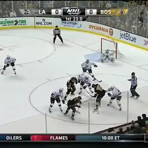 Los Angeles Kings at Boston Bruins - 01/31/2015
