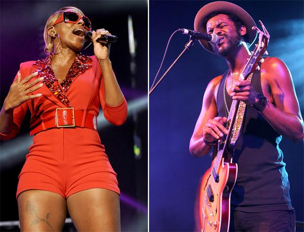 Mary J. Blige and Gary Clark Jr. to Join Rolling Stones in Brooklyn