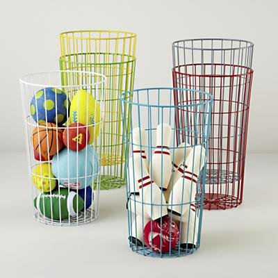 Wire Ball Baskets