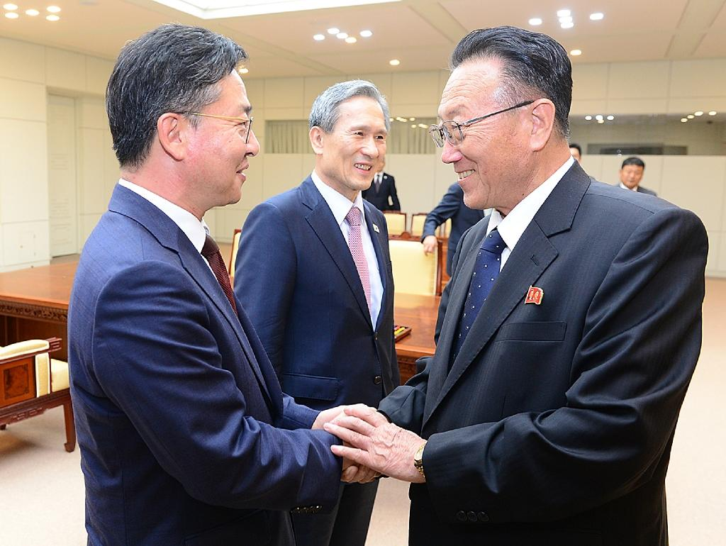 N. Korea negotiator hails 'turning-point' for ties with South