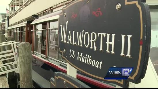 Mailboat tryouts held Wednesday in Lake Geneva