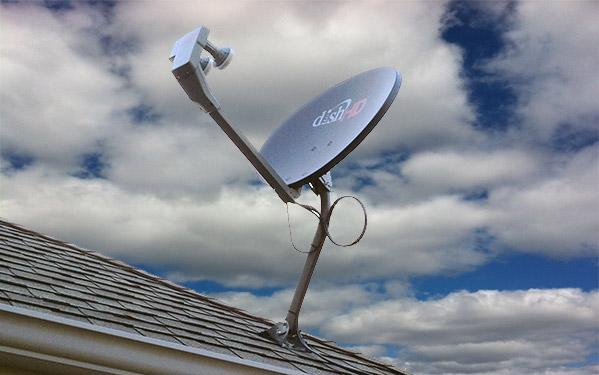 Dish Network Offers Satellite Broadband, May Offer Internet Streaming