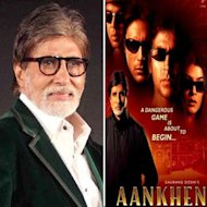Amitabh Bachchan To Plan A Heist Again In 'Aankhen' Sequel?