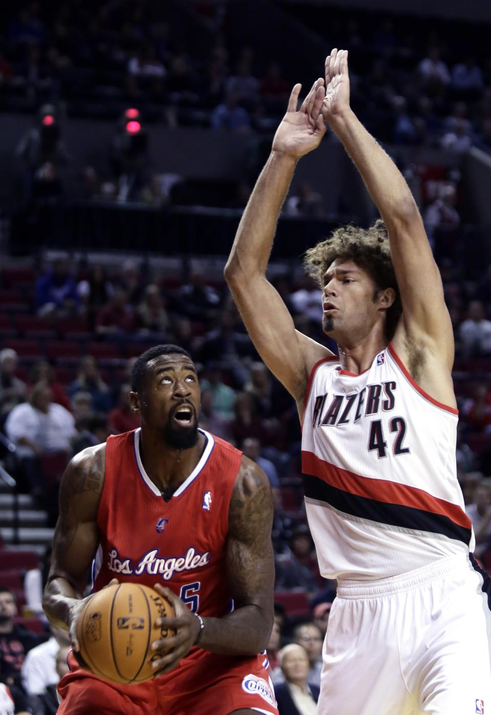 Clippers down Blazers 89-81 in preseason opener