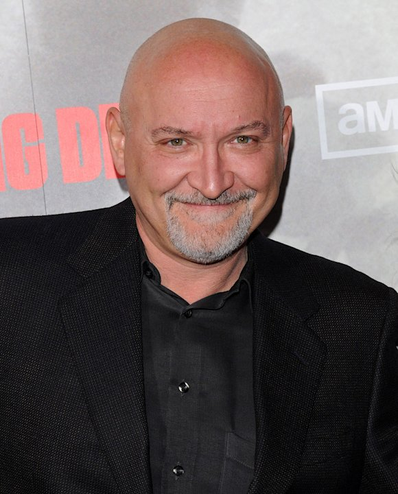 "Frank Darabont attends the Los Angeles premiere of ""The Walking Dead"" held at ArcLight Cinemas Cinerama Dome on October 26, 2010 in Hollywood, California."