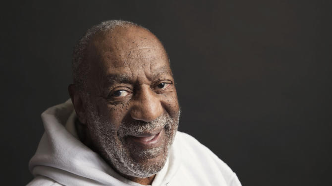 Cosby: laughs but no jokes, and far from finished