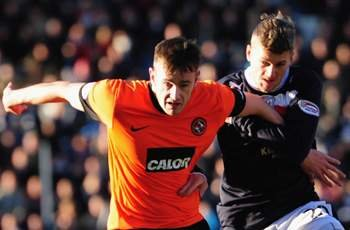 Dundee 1-2 Dundee United: McLean & Mackay-Steven pile more misery on city rivals