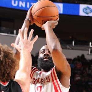 Rockets Drop Blazers in O.T.