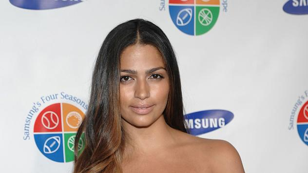 Camila Alves JanB Day
