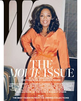 Oprah Winfrey Photography by Juergen Teller Styled by Edward Enninful