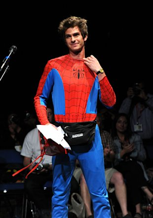 Andrew Garfield / Getty