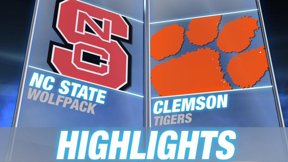 NC State powers past Clemson, 66-61