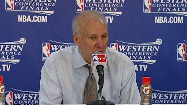 Popovich on win over Griz&nbsp;&hellip;