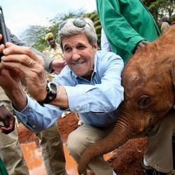 John Kerry Just Took Selfies To A Whole New Level