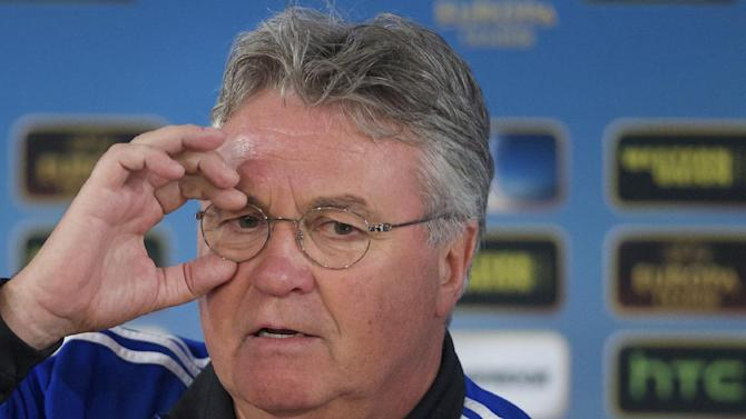 Hiddink appointed future Netherlands coach