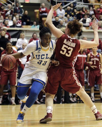 Oklahoma women beat UCLA to reach NCAA round of 16