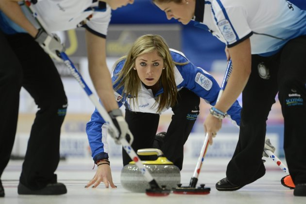CURLING-EURO-WOMEN-SWE