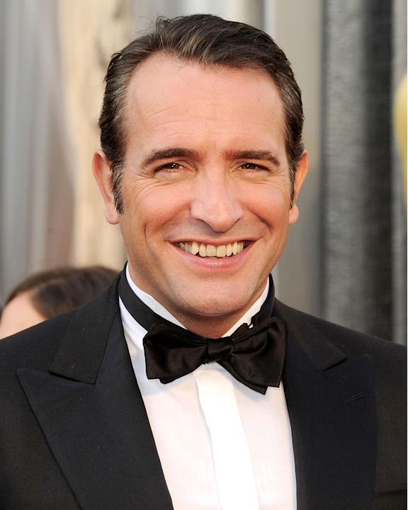 Jean Dujardin eyebrows
