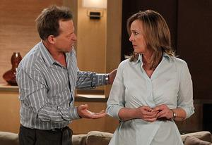 Genie Francis and Kin Shriner  | Photo Credits: Rick Rowell/ABC via Getty Images