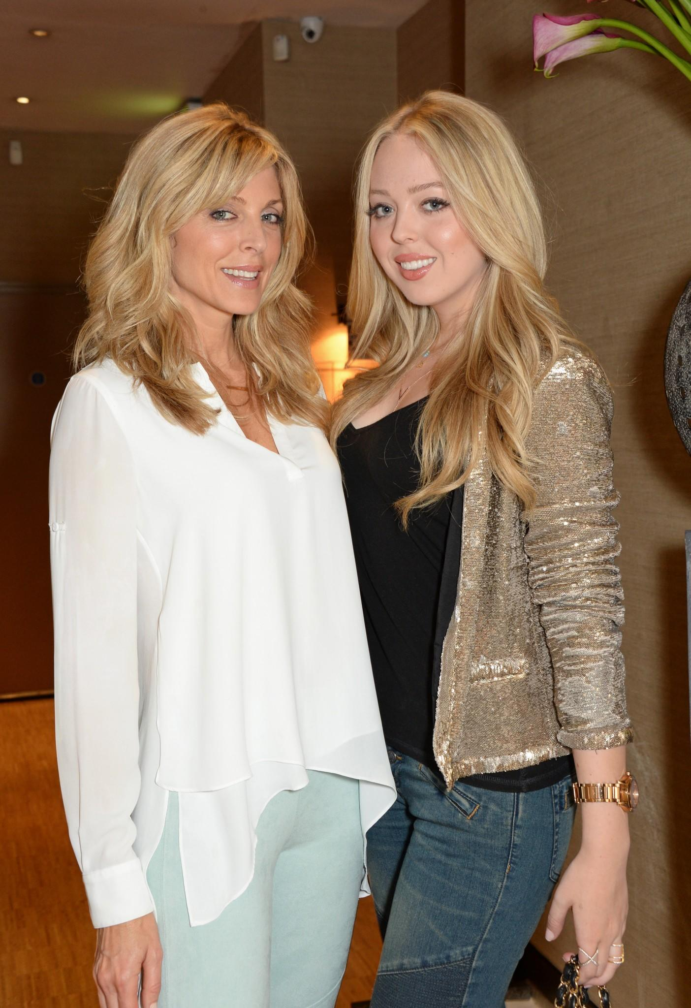 Tiffany Trump, Marla Maples Reportedly Asked for Free Styling in Exchange for 'Exposure'