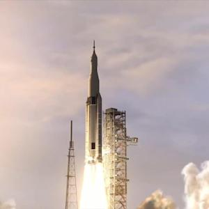 NASA's New Rocket for Deep Space Exploration