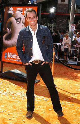 Will Arnett at the Los Angeles premiere of 20th Century Fox's  Dr. .Seuss' Horton Hears a Who