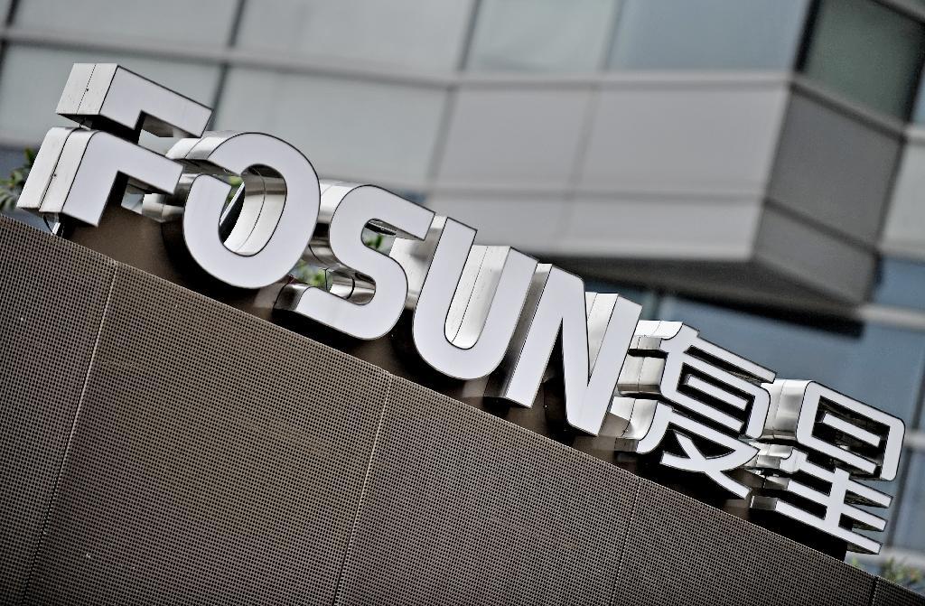 China's Fosun to 'acquire' Brazil investment firm