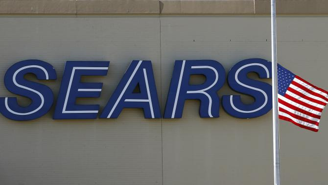 File photo of a Sears store in Schaumburg, Illinois near Chicago