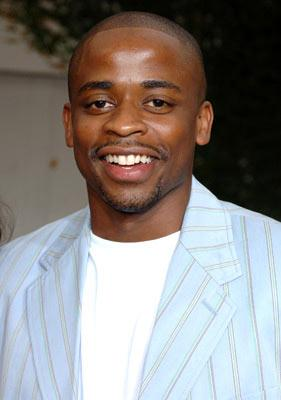 Dule Hill at the Hollywood premiere of Paramount Classics' Hustle & Flow