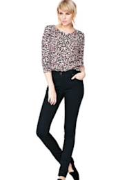 High Rise Molly Skinny Jeans