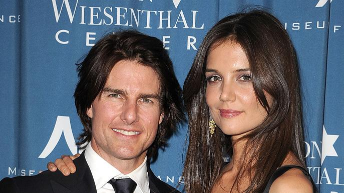Wisenthal Center National Tribute honoring Tom Cruise 2011 Tom Cruise Katie Holmes