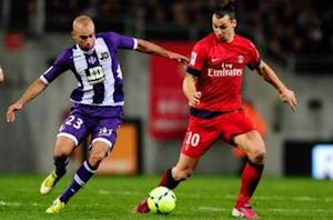 Toulouse 0-4 Paris Saint-Germain: Ancelotti's side hammers 10-man hosts