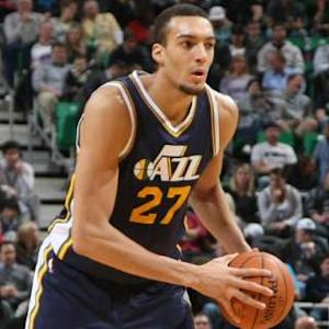 Dunk of the Night: Rudy Gobert