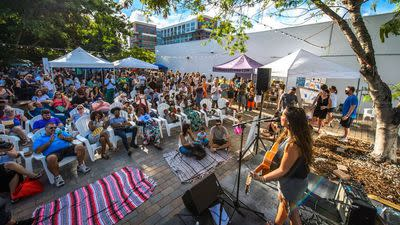 This Sunday's Miami Flea Includes Over 56 Vendors, Live Music, Workshops and More