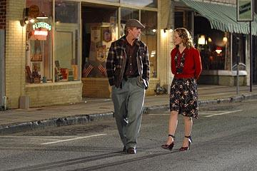 Ryan Gosling as Noah and Rachel McAdams as Allie in New Line's The Notebook