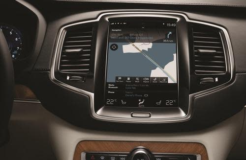 Your Next Car Will Have a Computer for a Dashboard