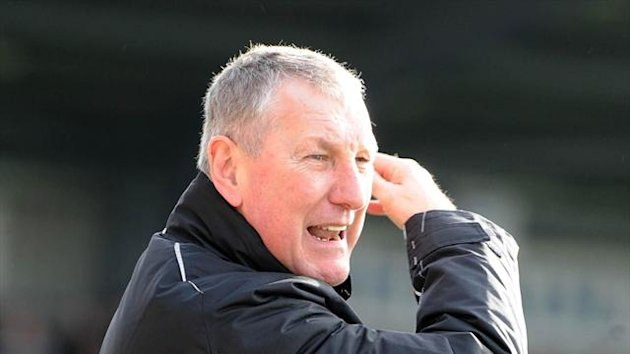 Terry Butcher wanted three points against Dundee