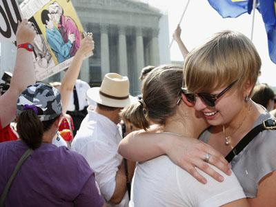 Supreme Court Issues Wins for Gay Marriage
