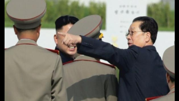 North Korea 'executes' leader's uncle