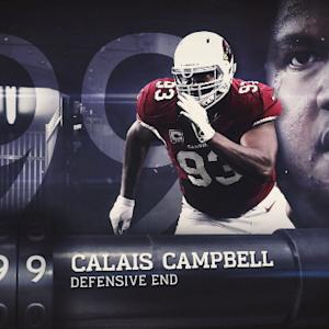'Top 100 Players of 2015': No. 99 Calais Campbell