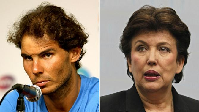 Rafael Nadal's lawsuit against Roselyne Bachelot will be held on July 7