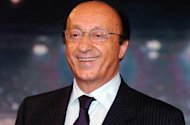Moggi: Inter are back to their pre-Calciopoli level