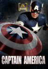 Captain America Box Art