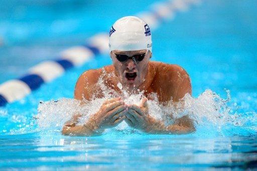 Tyler Clary was the World Championships silver medallist behind Lochte in Shanghai last year