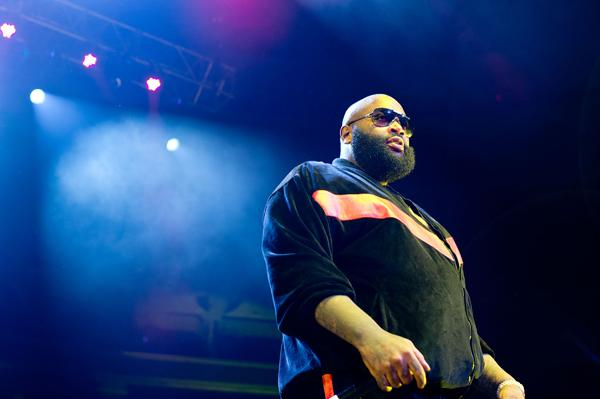 Rick Ross Says Threats Played No Role in Canceling Tour
