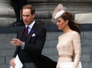 Foto Bulan Madu Kate Middleton dan Pangeran William Bocor